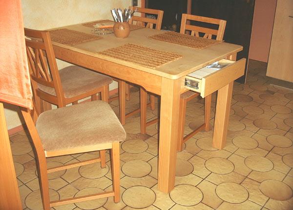 tisch und bank schreiner werkstatt schneider. Black Bedroom Furniture Sets. Home Design Ideas
